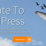It's Here! Our New Migrate to WordPress Website Design!