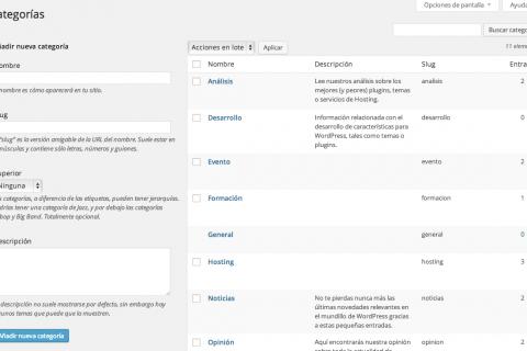 Leer Cómo convertir etiquetas en categorías (y viceversa) con SQL