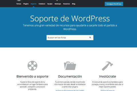 Leer Suscríbete al foro de soporte para plugins WordPress