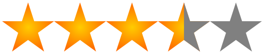 Resultado de imagen de valoracion estrellas