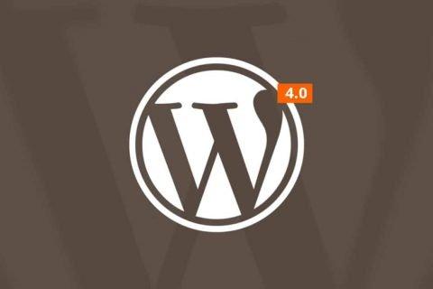 Leer Lo que me gusta y lo que no del nuevo WordPress 4.0