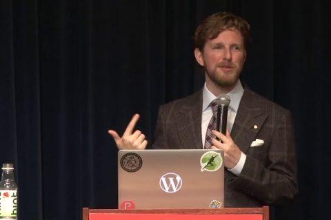 Leer «State of the Word» 2014 (balance anual de WordPress por sus creadores)