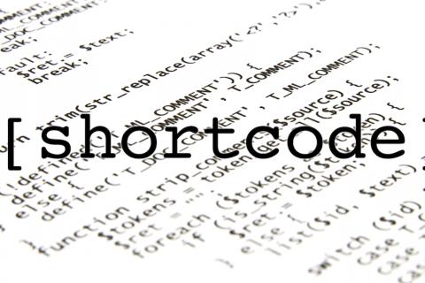 Leer Tutorial para crear tu primer shortcode en WordPress
