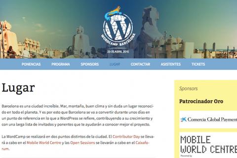 Leer WordCamp Barcelona 2015: nuestra experiencia