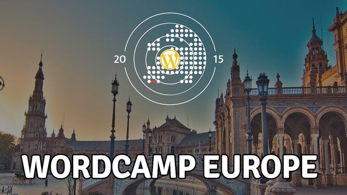 WordCamp Europa 2015