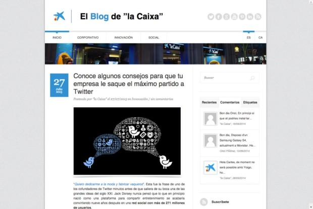El Blog de la Caixa