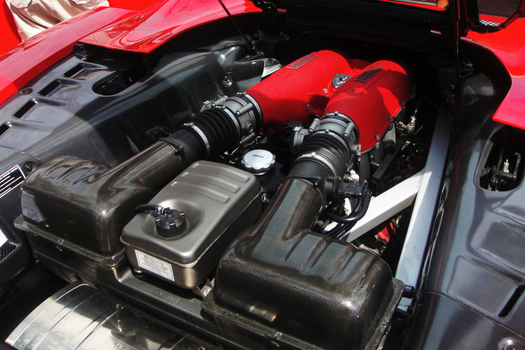 Ferrari F430 Spyder de Yahya S.