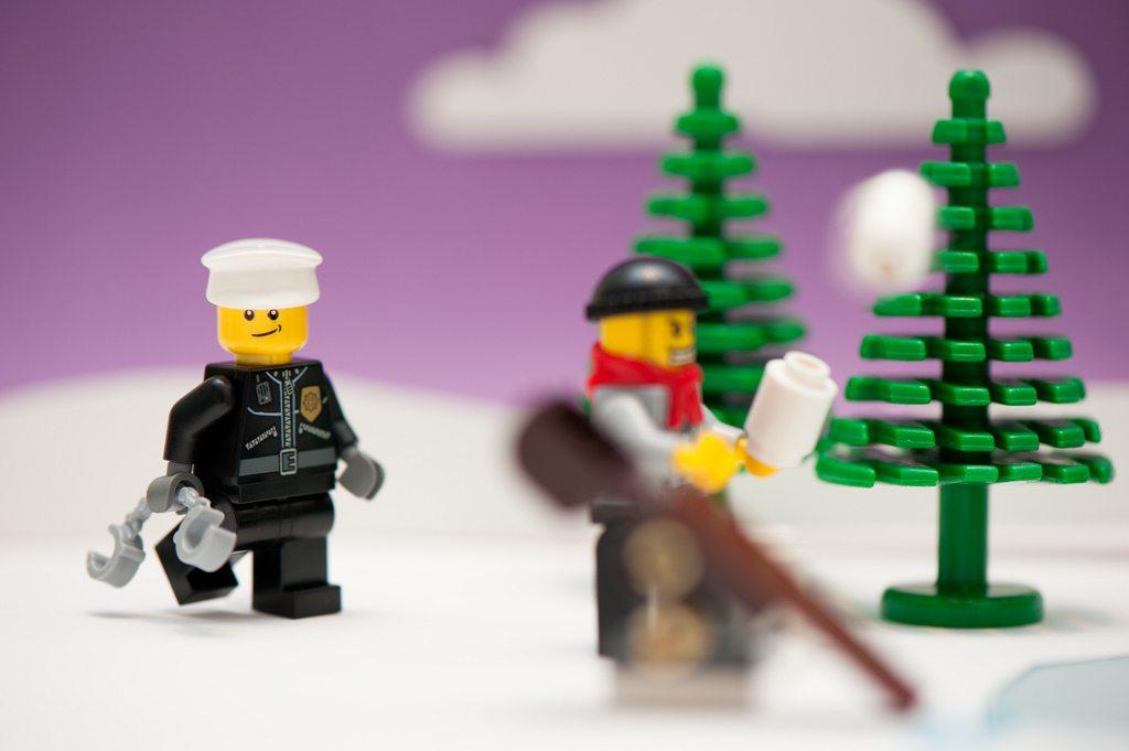 LEGO City Advent Calendar de Kenny Louie