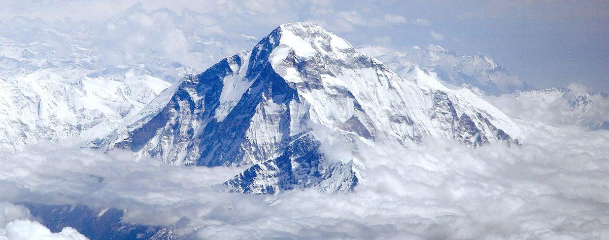 Foto del Dhaulagiri por Sergey Ashmarin