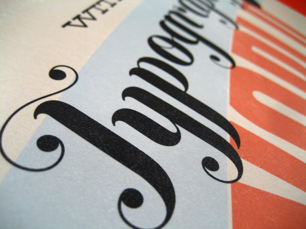 Typography de Jeremy Keith