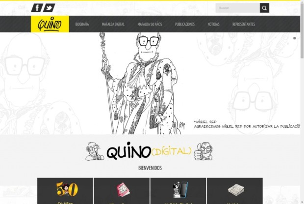 Web de Quino