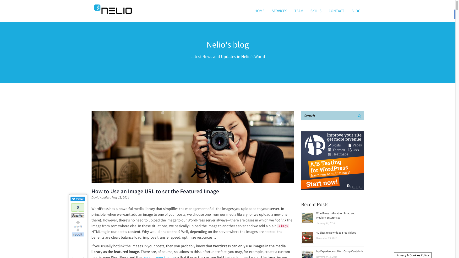 Nelio External Featured Image
