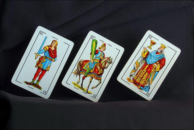 Sota, caballo y rey, de David Santaolalla