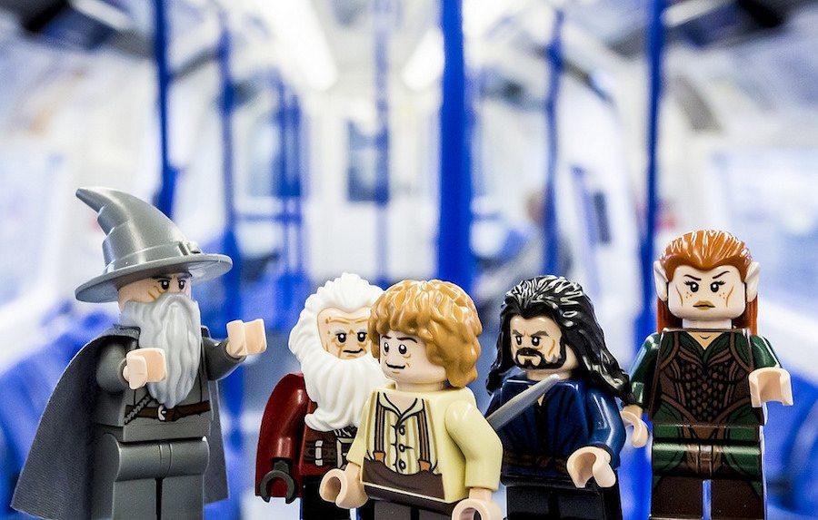 Gandalf de Lego