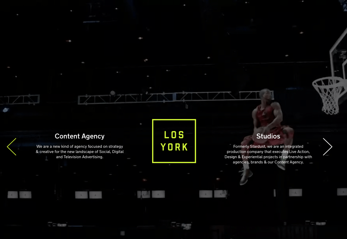 Web Los York