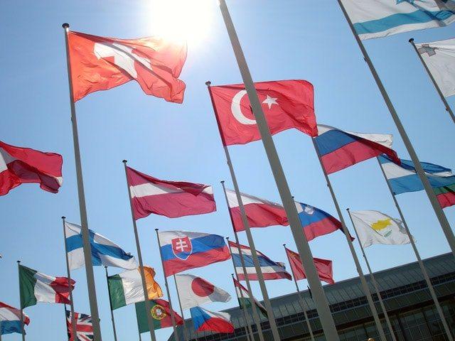 Banderas, de Raja Habib