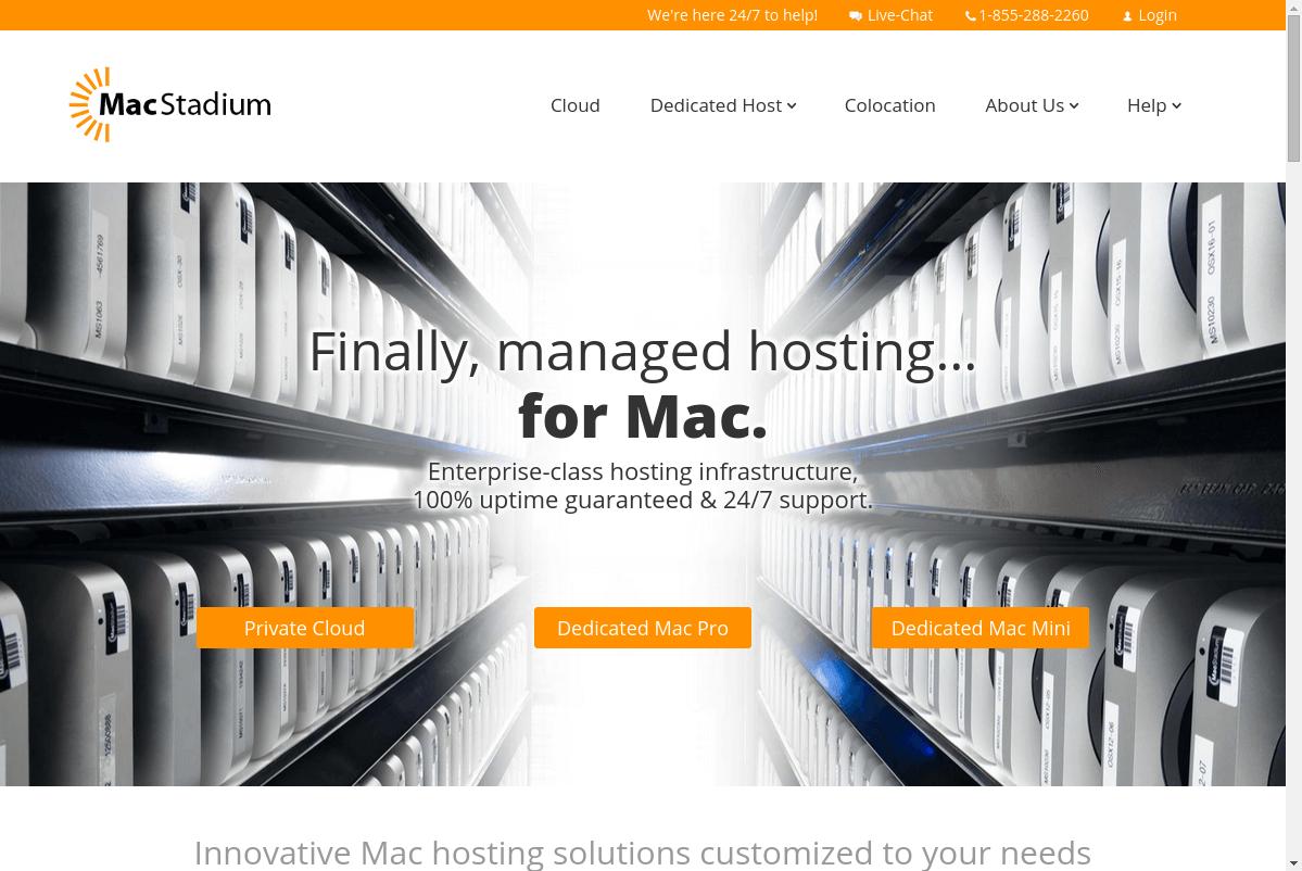 Web MacStadium