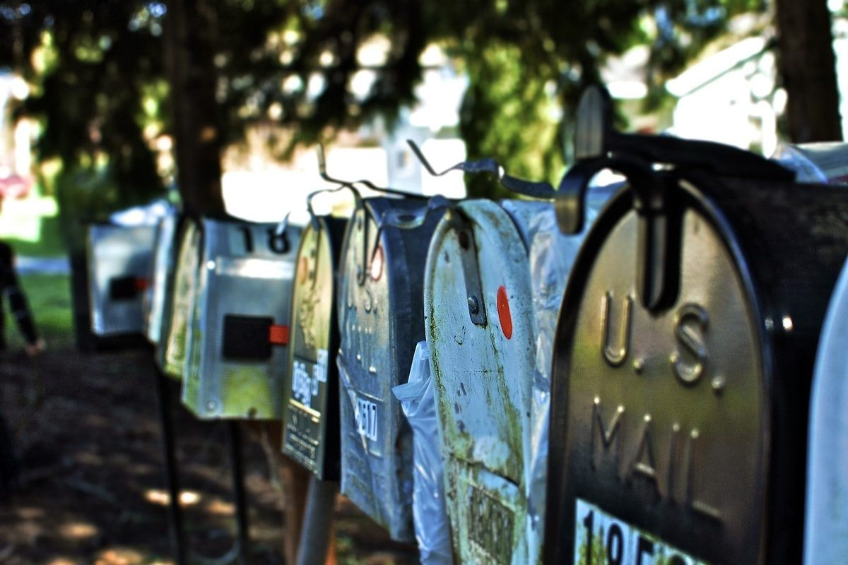 Mailboxes, de Andrew Taylor.