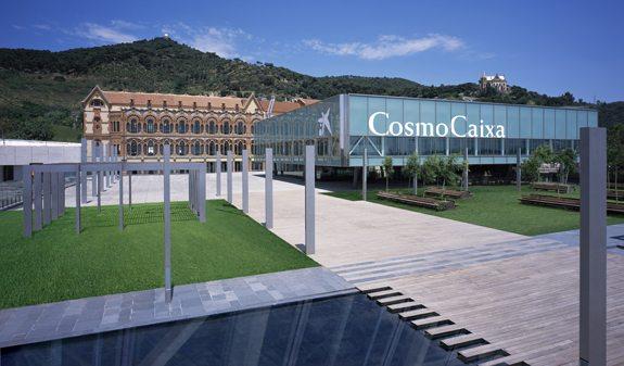 Imagen del CosmoCaixa Barcelona