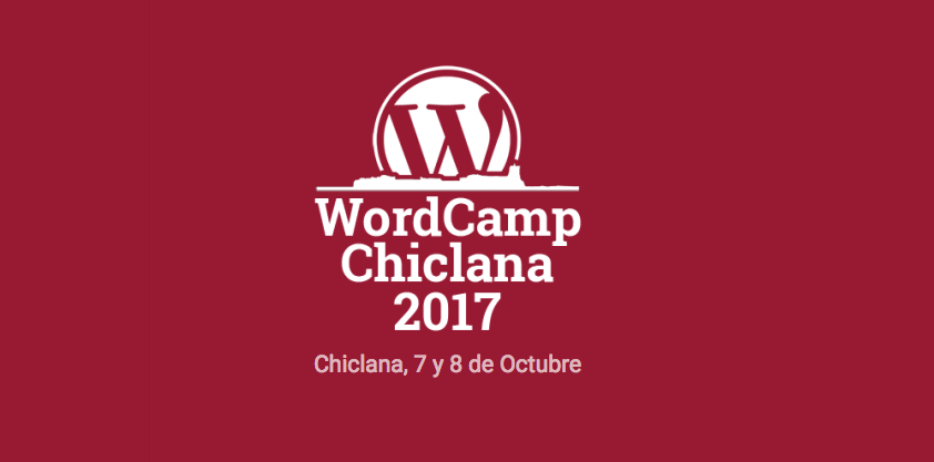 WordCamp Chiclana 2017