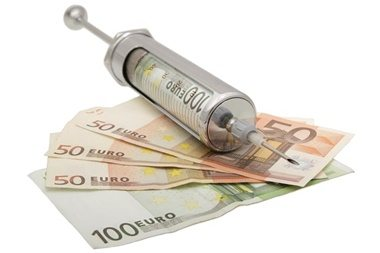 Inyección de euros