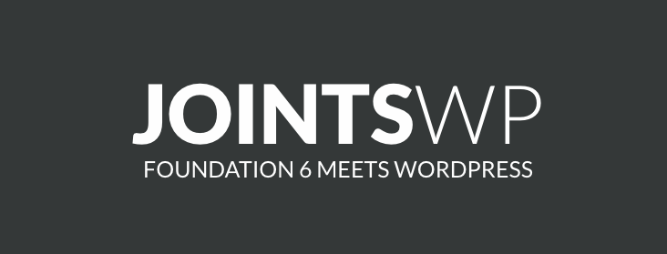 JointsWP, tema starter para WordPress que incluye el framework Foundation.
