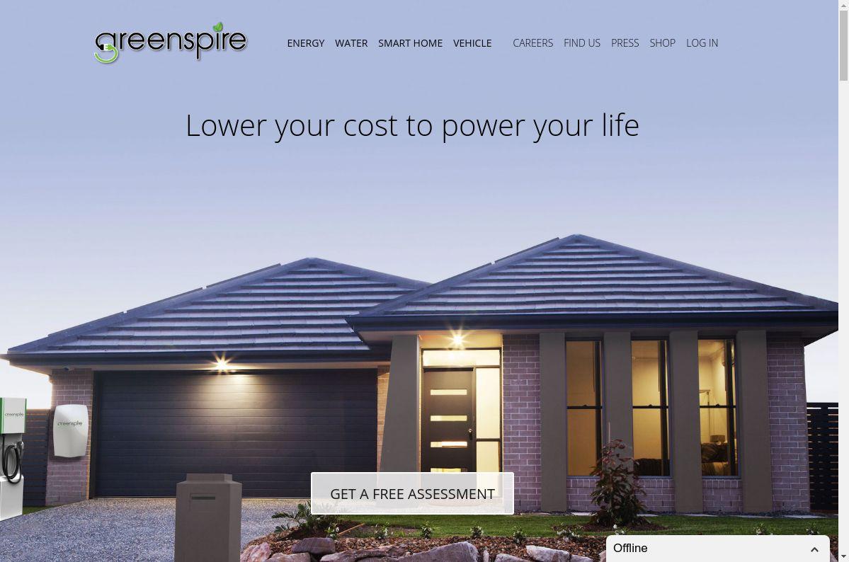 Web de Greensprire