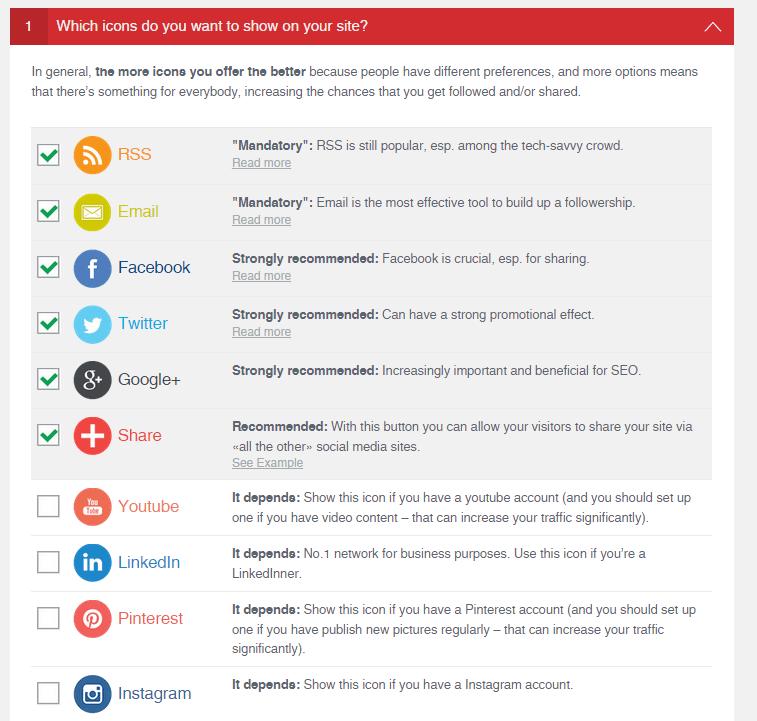 «Ultimate Sharing» añade iconos sociales en tu web para que tus visitantes puedan compartir tus contenidos fácilmente.