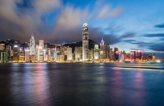 Foto de Hong Kong de Timon Studler