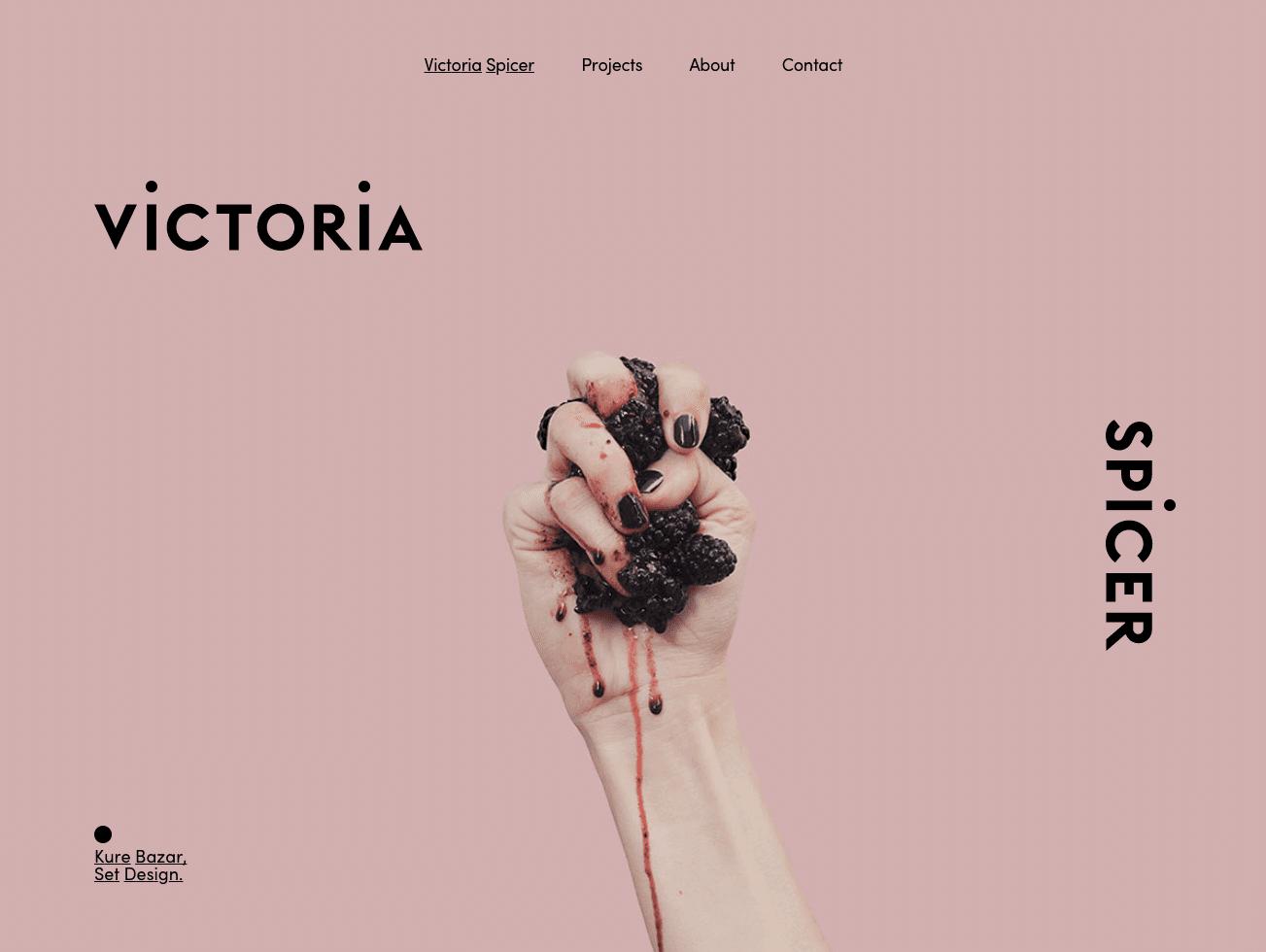 Victoria Spicer web