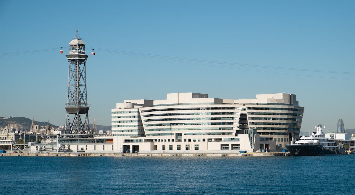 Word Trade Center de Barcelona