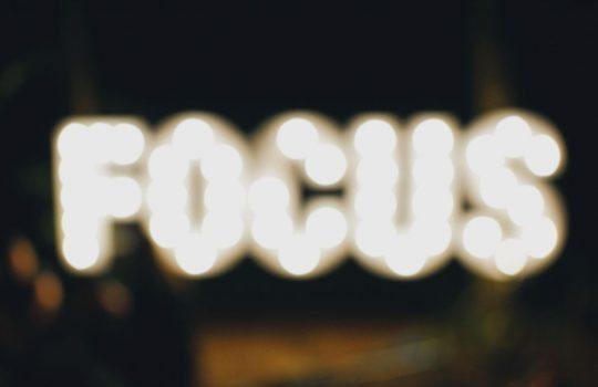Trying to focus, de Stefan Cosma