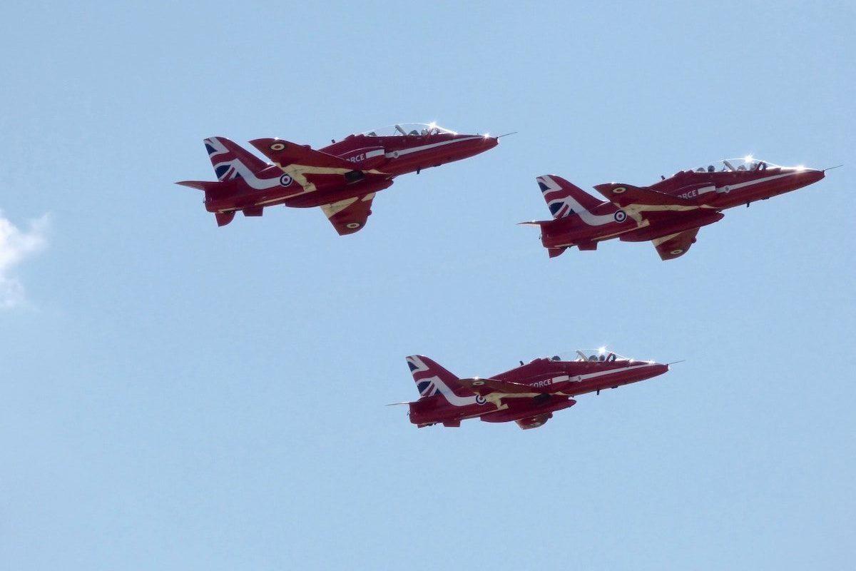 Imagen de 3 aviones de Belinda Fewings