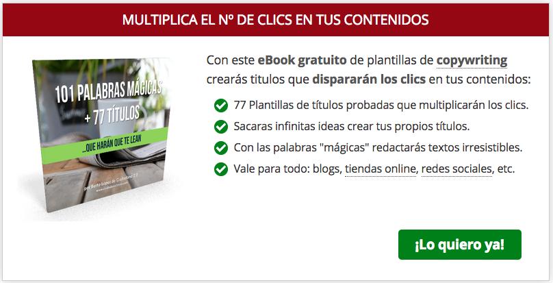 Ejemplo de oferta de eBook en la web de ciudadano2cero.