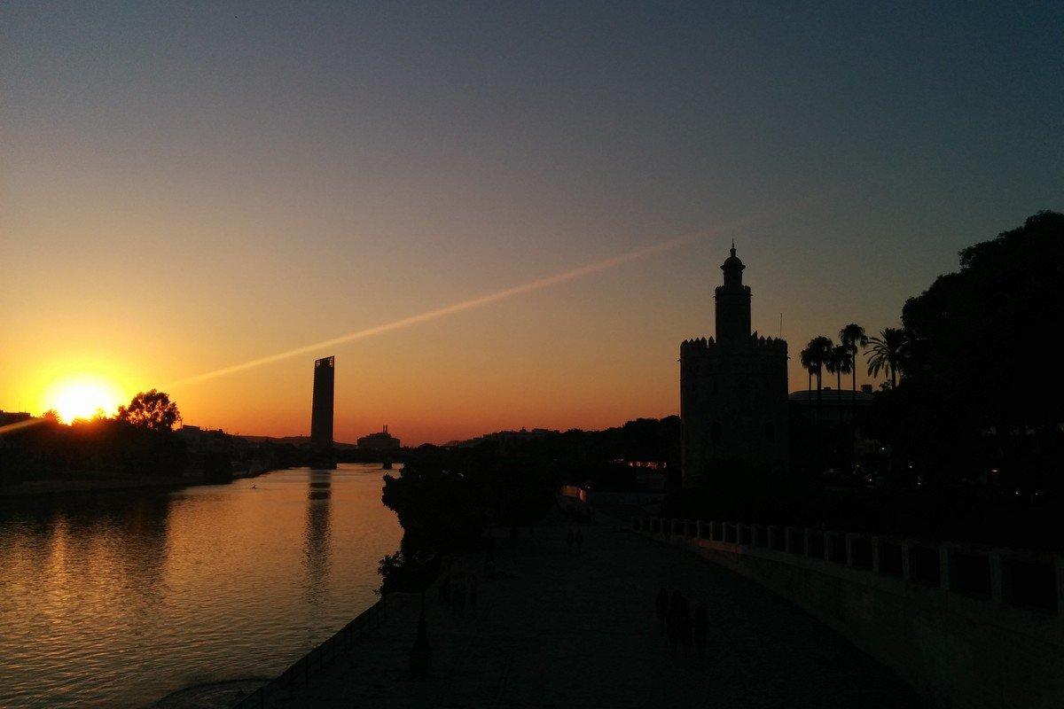 Foto de Sevilla de David Aguilera