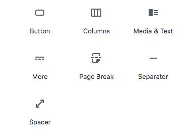 Elementos de diseño.