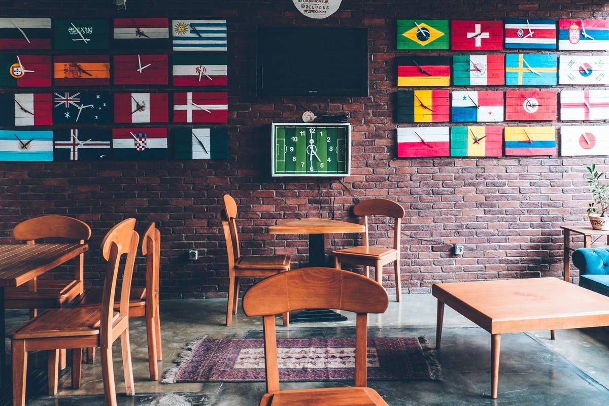 Urban Cafe, de Farzad Mohsenvand