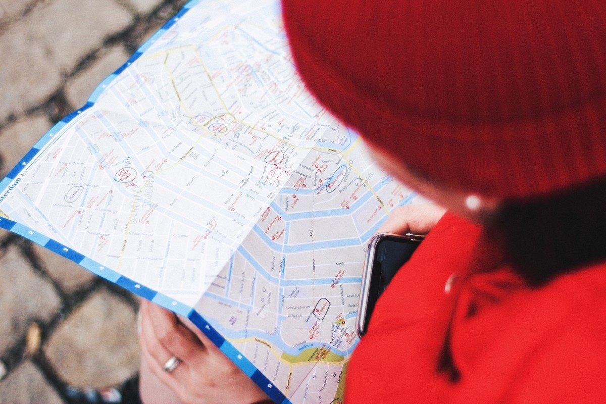 Amsterdam Map, de Anna Pascale