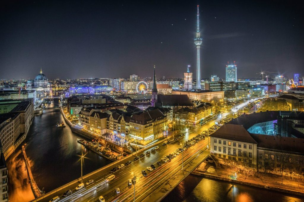 Photography of Berlin.