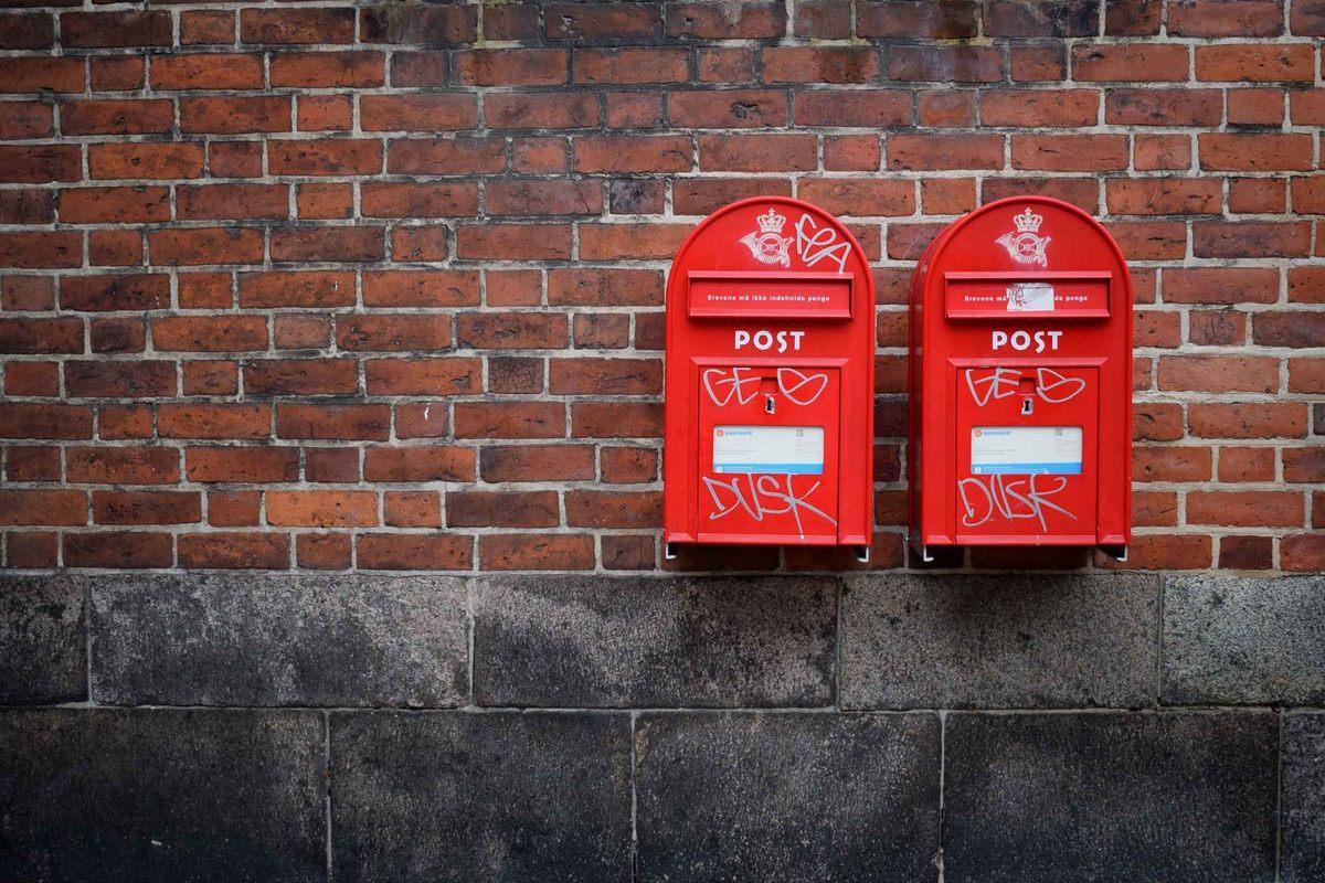 Postbox, de Kristina Tripkovic