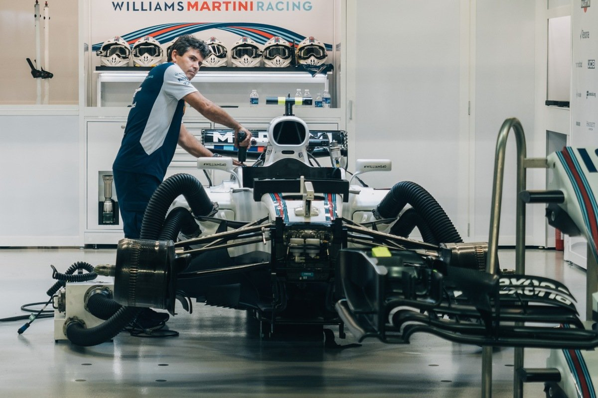 Williams Racing, de Goh Rhy Yan