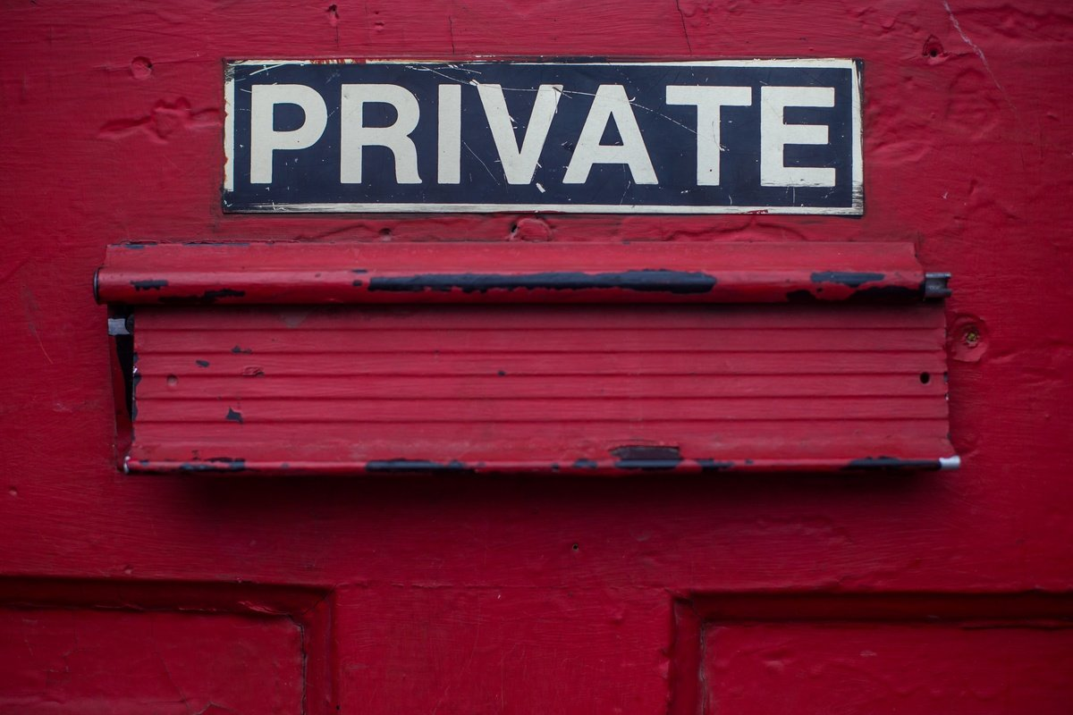 Private, de Dayne Topkin
