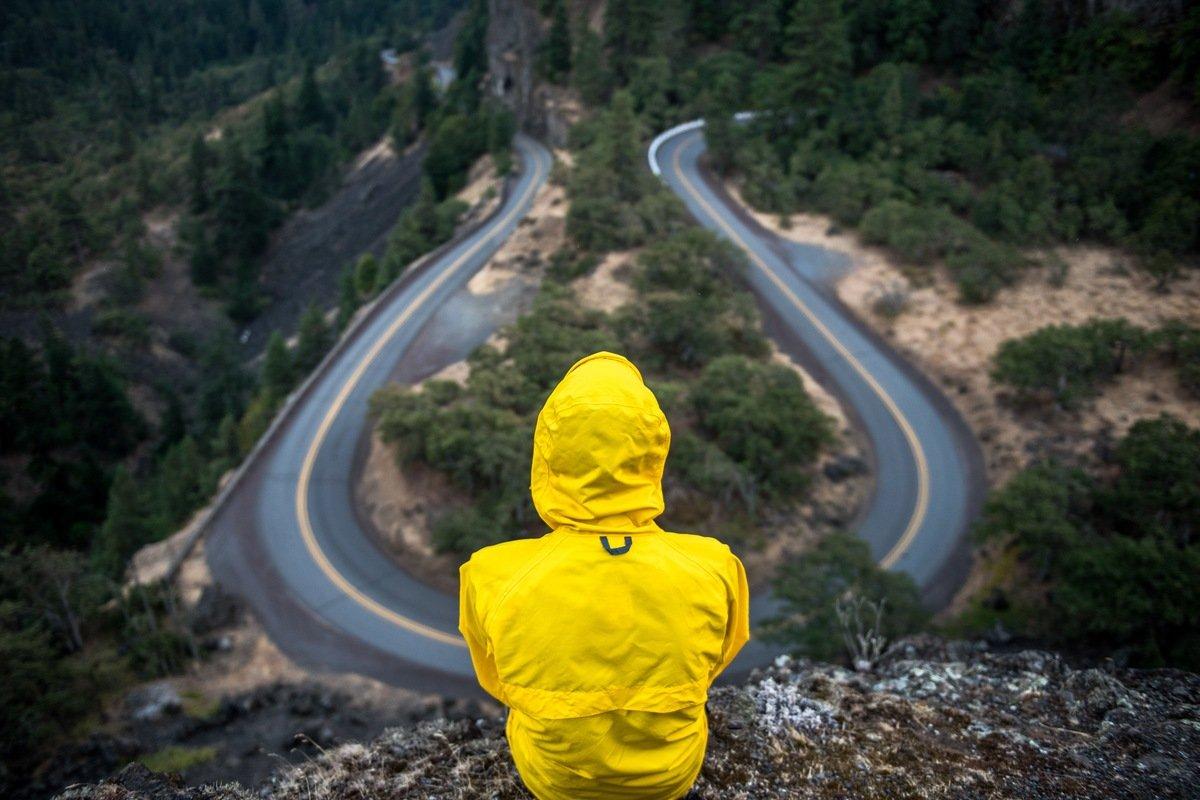 Dos caminos, de Justin Luebke