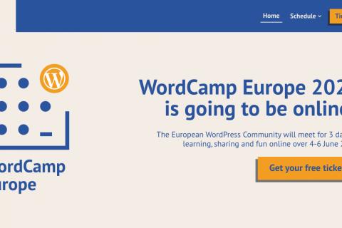 Leer Preparándonos para la WordCamp Europa 2020 online