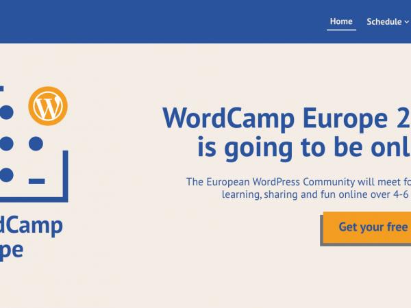 Lee Preparándonos para la WordCamp Europa 2020 online