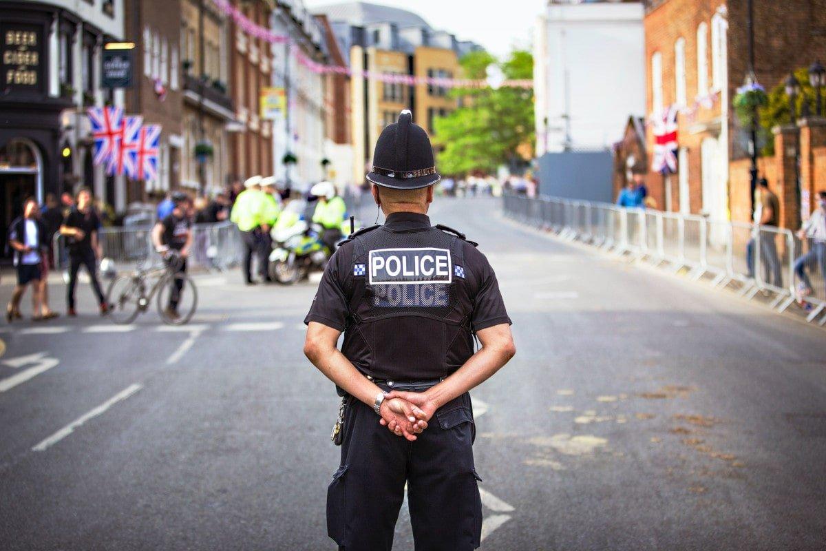 Policeman, de King's Church International
