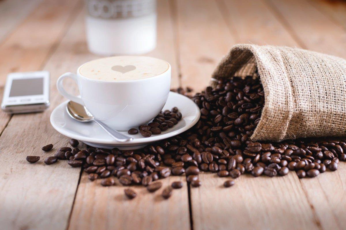 Coffee grains, de Mike Kenneally