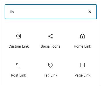Add item in navigation menu