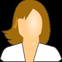 Imagen de un perfil de mujer