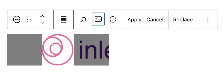Ajustar la posición del logo